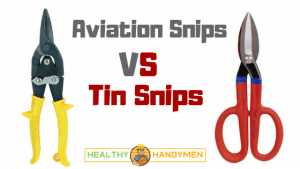 Aviation Snips vs Tin Snips