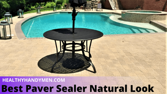 Best Paver Sealer Natural Look