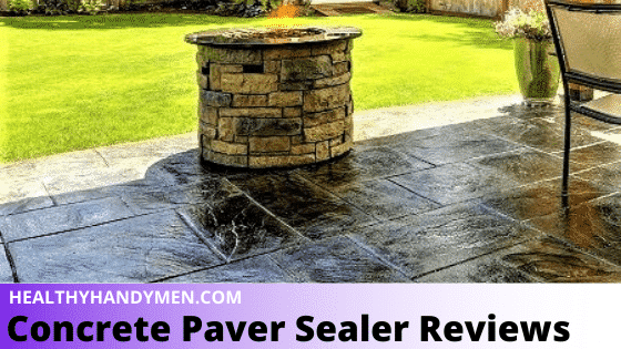 Concrete Paver Sealer Reviews