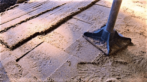 What is Paver Sand