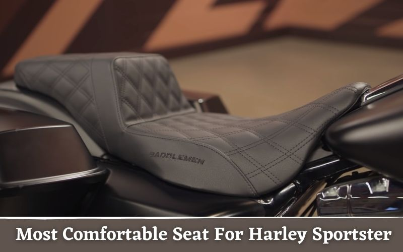 Most Comfortable Seat For Harley Sportster