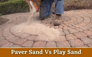 Paver Sand Vs Play Sand