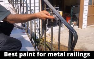 Best Paint for Metal Railings