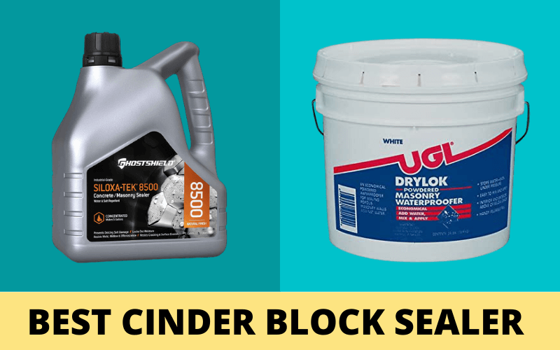 Best Cinder Block Sealer