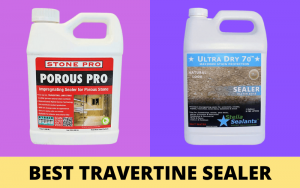 Best Travertine Sealer