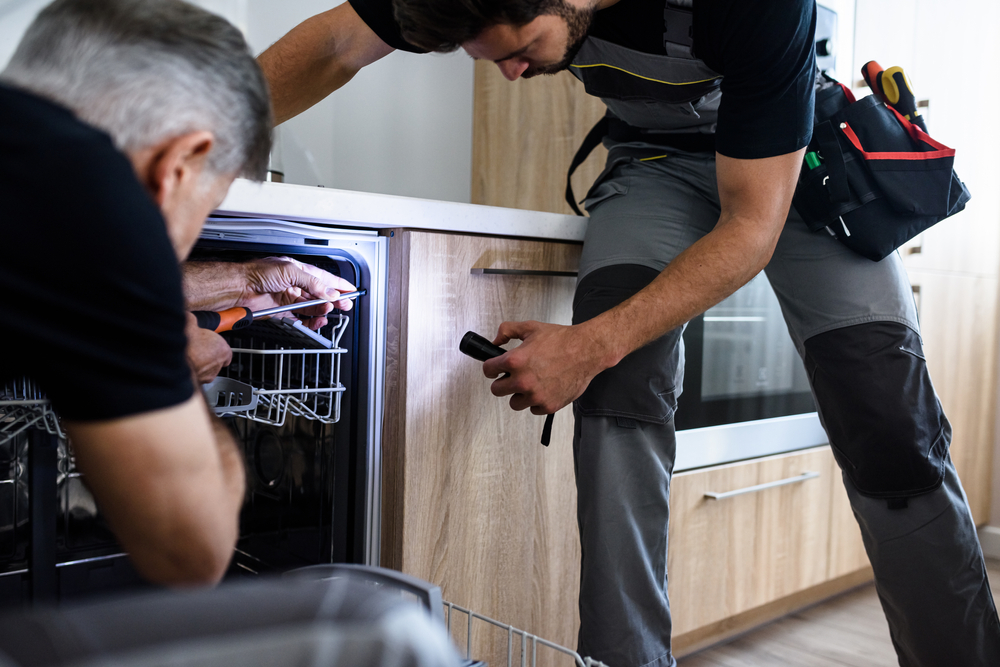 How To Build A Dishwasher Cabinet