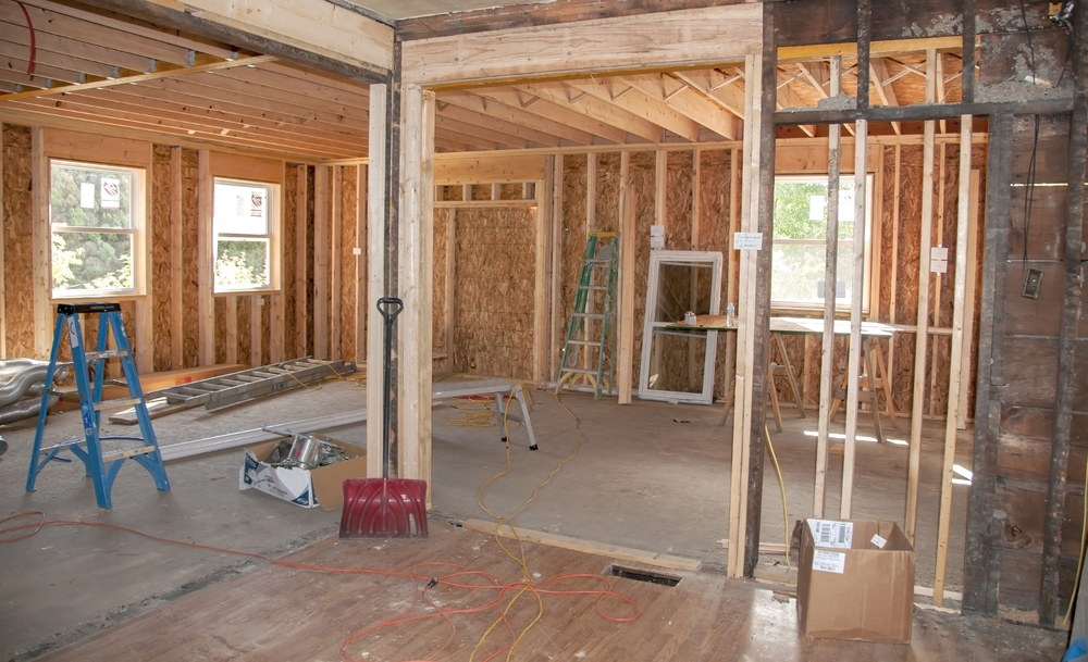 How To Frame A Room Addition